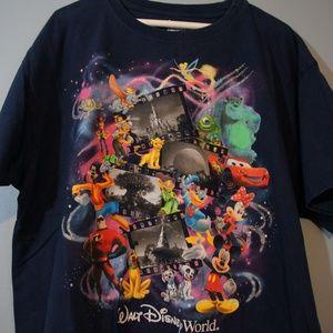 Walt Disney World Tee Big Graphics